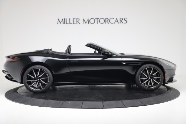 New 2020 Aston Martin DB11 Convertible for sale Sold at Alfa Romeo of Greenwich in Greenwich CT 06830 9