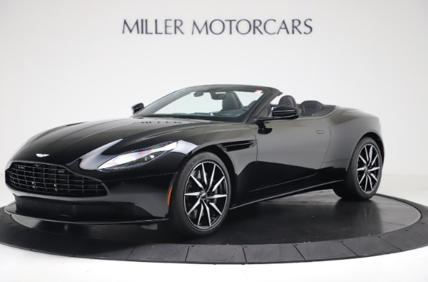 New 2020 Aston Martin DB11 Convertible for sale Sold at Alfa Romeo of Greenwich in Greenwich CT 06830 1