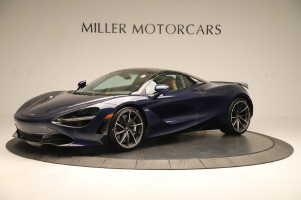 New 2020 McLaren 720S Spider for sale $372,250 at Alfa Romeo of Greenwich in Greenwich CT 06830 18