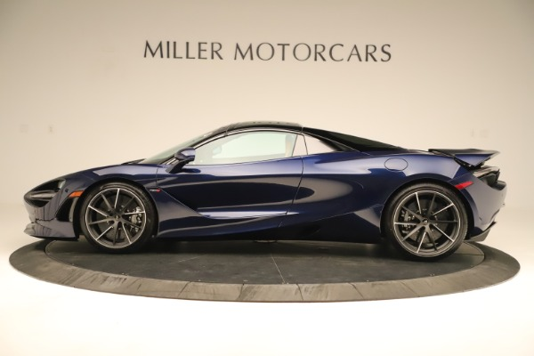 New 2020 McLaren 720S Spider for sale $372,250 at Alfa Romeo of Greenwich in Greenwich CT 06830 19