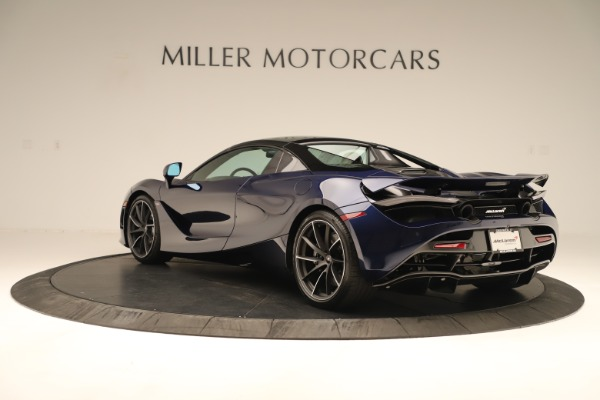 New 2020 McLaren 720S Spider for sale $372,250 at Alfa Romeo of Greenwich in Greenwich CT 06830 20