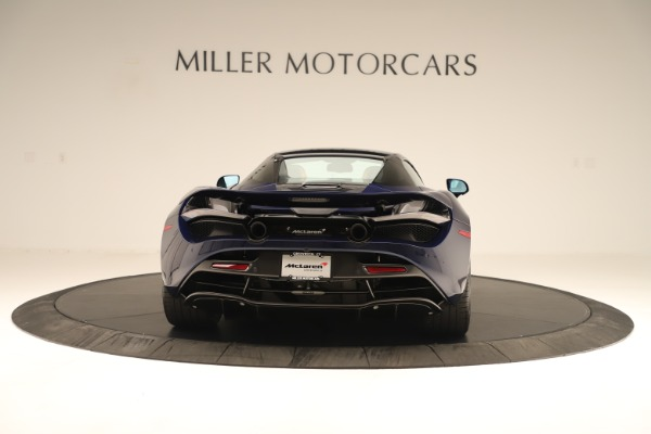 New 2020 McLaren 720S Spider for sale $372,250 at Alfa Romeo of Greenwich in Greenwich CT 06830 21