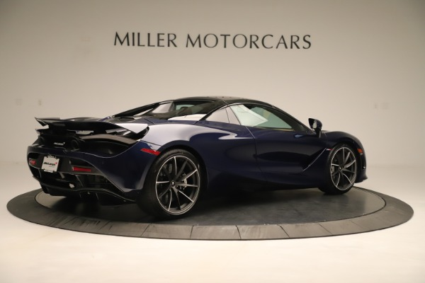 New 2020 McLaren 720S Spider for sale $372,250 at Alfa Romeo of Greenwich in Greenwich CT 06830 22