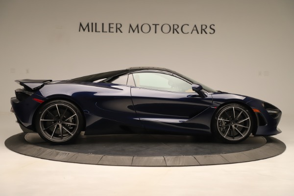 New 2020 McLaren 720S Spider for sale $372,250 at Alfa Romeo of Greenwich in Greenwich CT 06830 23