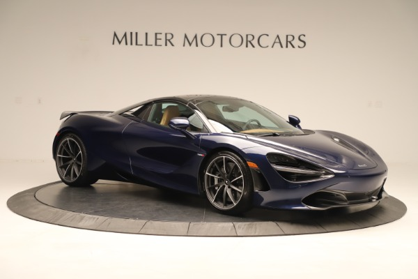 New 2020 McLaren 720S Spider for sale $372,250 at Alfa Romeo of Greenwich in Greenwich CT 06830 24