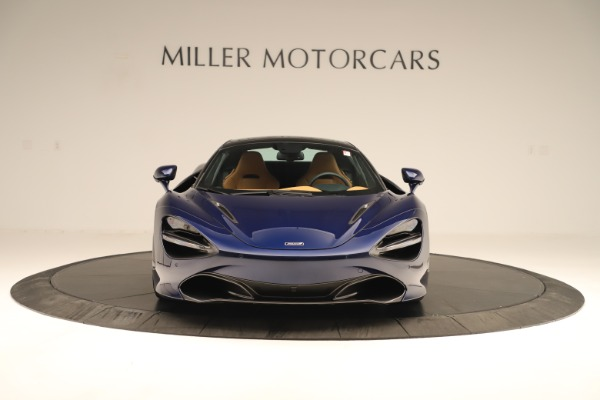 New 2020 McLaren 720S Spider Convertible for sale $372,250 at Alfa Romeo of Greenwich in Greenwich CT 06830 25