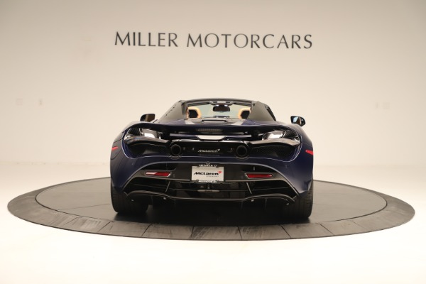 New 2020 McLaren 720S Spider Convertible for sale $372,250 at Alfa Romeo of Greenwich in Greenwich CT 06830 26