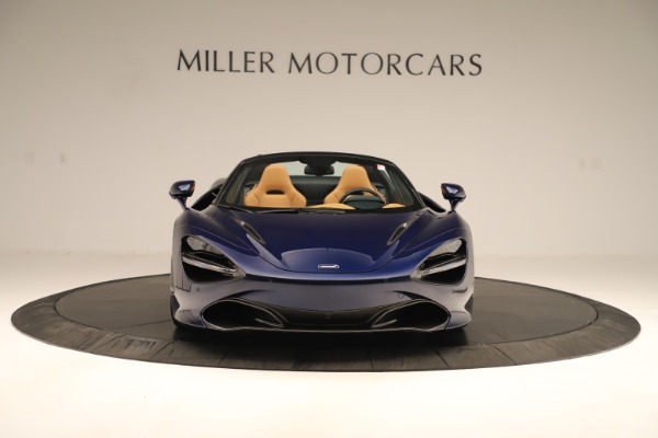 New 2020 McLaren 720S Spider Convertible for sale $372,250 at Alfa Romeo of Greenwich in Greenwich CT 06830 7
