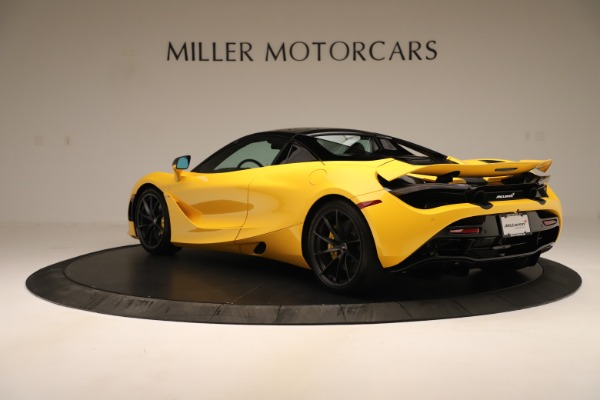 New 2020 McLaren 720S SPIDER Convertible for sale Sold at Alfa Romeo of Greenwich in Greenwich CT 06830 4