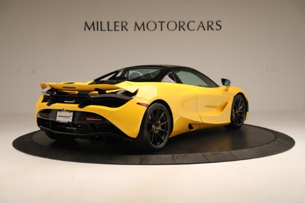 New 2020 McLaren 720S SPIDER Convertible for sale Sold at Alfa Romeo of Greenwich in Greenwich CT 06830 6