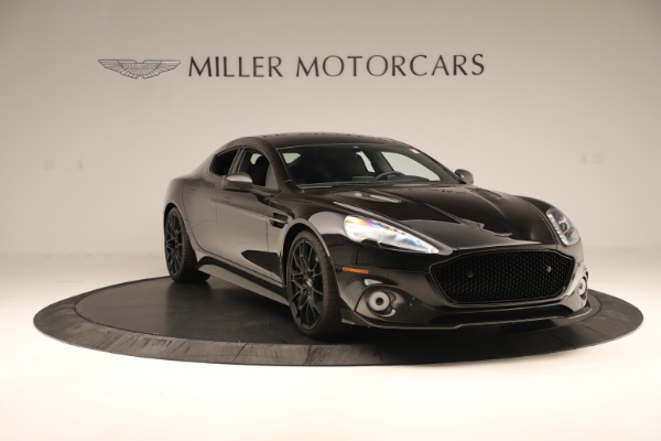 New 2019 Aston Martin Rapide V12 AMR for sale Sold at Alfa Romeo of Greenwich in Greenwich CT 06830 10