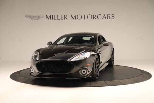 Used 2019 Aston Martin Rapide V12 AMR for sale $199,900 at Alfa Romeo of Greenwich in Greenwich CT 06830 12