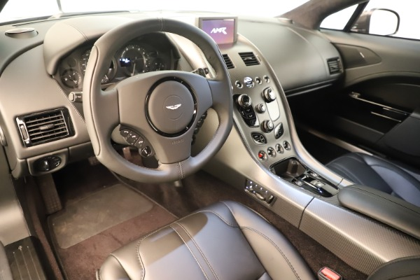 New 2019 Aston Martin Rapide V12 AMR for sale Sold at Alfa Romeo of Greenwich in Greenwich CT 06830 13