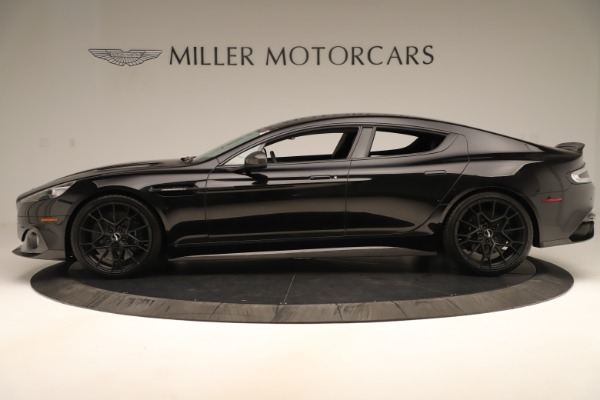 New 2019 Aston Martin Rapide V12 AMR for sale Sold at Alfa Romeo of Greenwich in Greenwich CT 06830 2