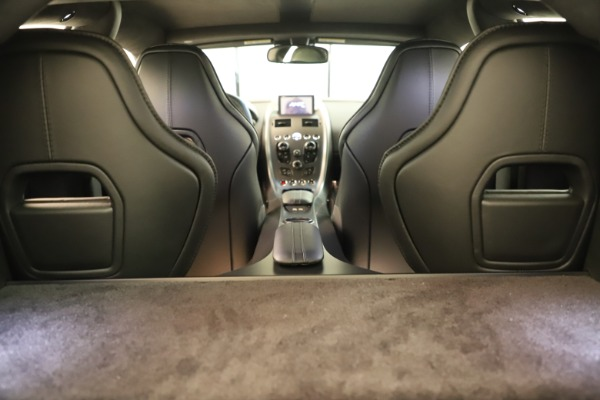 New 2019 Aston Martin Rapide V12 AMR for sale Sold at Alfa Romeo of Greenwich in Greenwich CT 06830 21