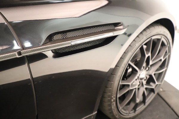 New 2019 Aston Martin Rapide V12 AMR for sale Sold at Alfa Romeo of Greenwich in Greenwich CT 06830 27