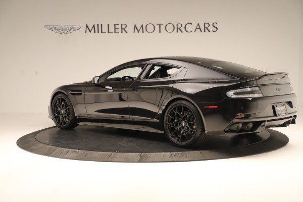 New 2019 Aston Martin Rapide V12 AMR for sale Sold at Alfa Romeo of Greenwich in Greenwich CT 06830 3