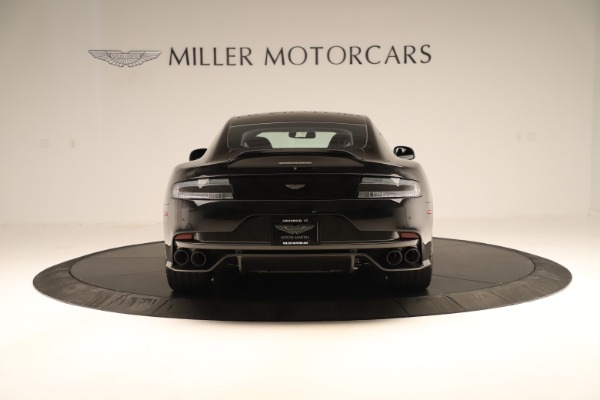New 2019 Aston Martin Rapide V12 AMR for sale Sold at Alfa Romeo of Greenwich in Greenwich CT 06830 5