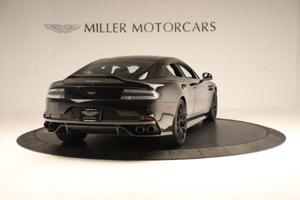 New 2019 Aston Martin Rapide V12 AMR for sale Sold at Alfa Romeo of Greenwich in Greenwich CT 06830 6