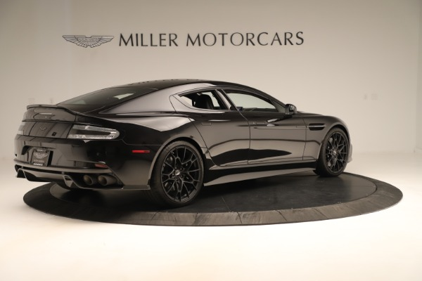 New 2019 Aston Martin Rapide V12 AMR for sale Sold at Alfa Romeo of Greenwich in Greenwich CT 06830 7