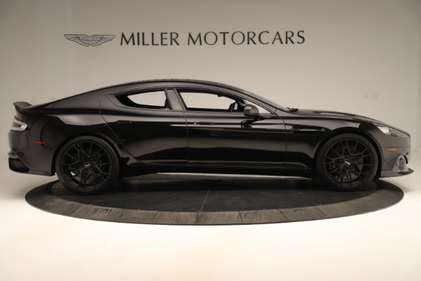 New 2019 Aston Martin Rapide V12 AMR for sale Sold at Alfa Romeo of Greenwich in Greenwich CT 06830 8