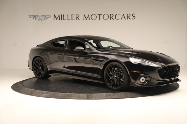 Used 2019 Aston Martin Rapide V12 AMR for sale $199,900 at Alfa Romeo of Greenwich in Greenwich CT 06830 9