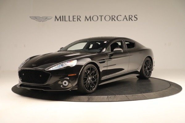 New 2019 Aston Martin Rapide V12 AMR for sale Sold at Alfa Romeo of Greenwich in Greenwich CT 06830 1