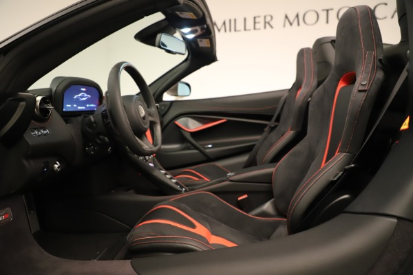 New 2020 McLaren 720S SPIDER Convertible for sale Sold at Alfa Romeo of Greenwich in Greenwich CT 06830 27