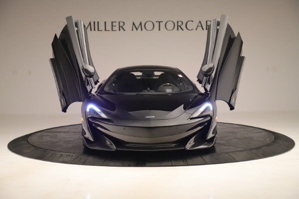 New 2019 McLaren 600LT Coupe for sale $278,790 at Alfa Romeo of Greenwich in Greenwich CT 06830 12