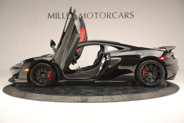 New 2019 McLaren 600LT Coupe for sale $278,790 at Alfa Romeo of Greenwich in Greenwich CT 06830 14
