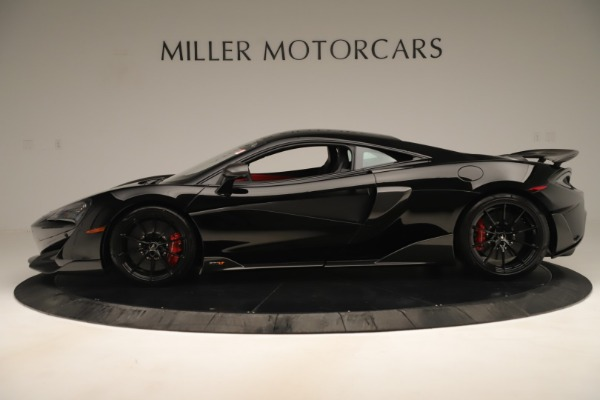New 2019 McLaren 600LT Coupe for sale $278,790 at Alfa Romeo of Greenwich in Greenwich CT 06830 2