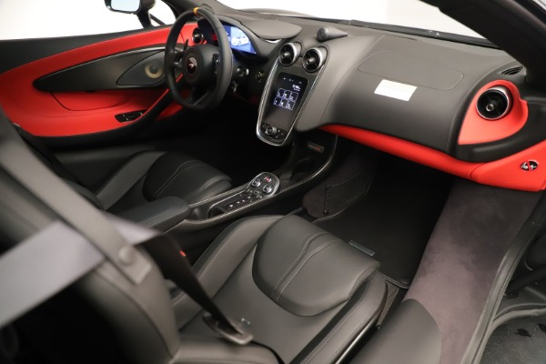 Used 2019 McLaren 600LT Luxury for sale Call for price at Alfa Romeo of Greenwich in Greenwich CT 06830 23