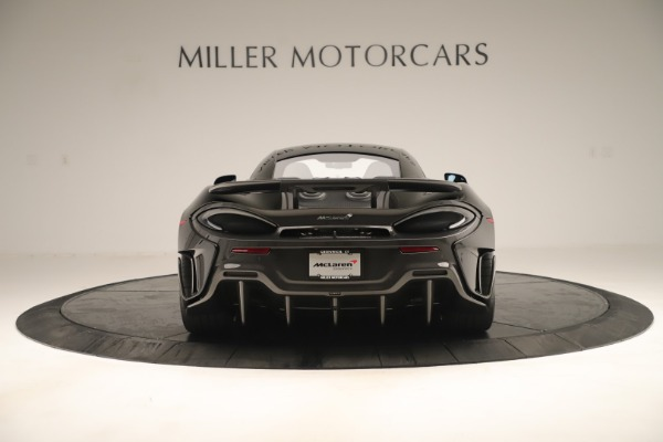 Used 2019 McLaren 600LT Luxury for sale Call for price at Alfa Romeo of Greenwich in Greenwich CT 06830 5