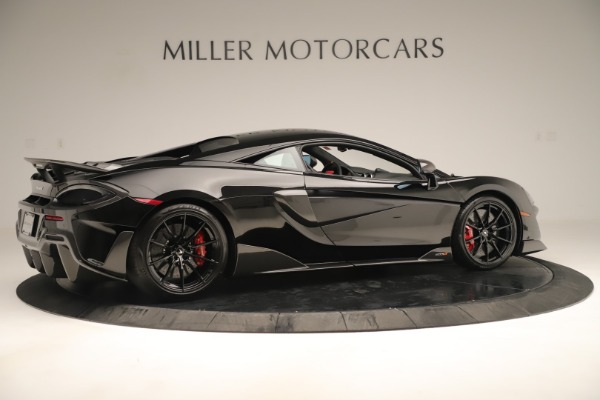 Used 2019 McLaren 600LT Luxury for sale Call for price at Alfa Romeo of Greenwich in Greenwich CT 06830 7