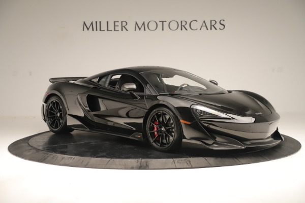 New 2019 McLaren 600LT Coupe for sale Sold at Alfa Romeo of Greenwich in Greenwich CT 06830 9