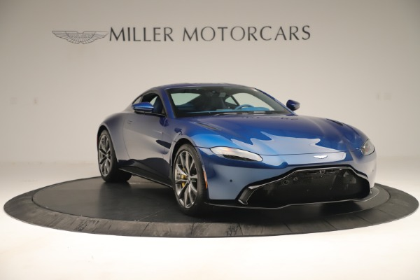 Used 2020 Aston Martin Vantage Coupe for sale Sold at Alfa Romeo of Greenwich in Greenwich CT 06830 11