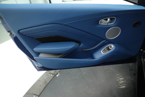 Used 2020 Aston Martin Vantage Coupe for sale Sold at Alfa Romeo of Greenwich in Greenwich CT 06830 17