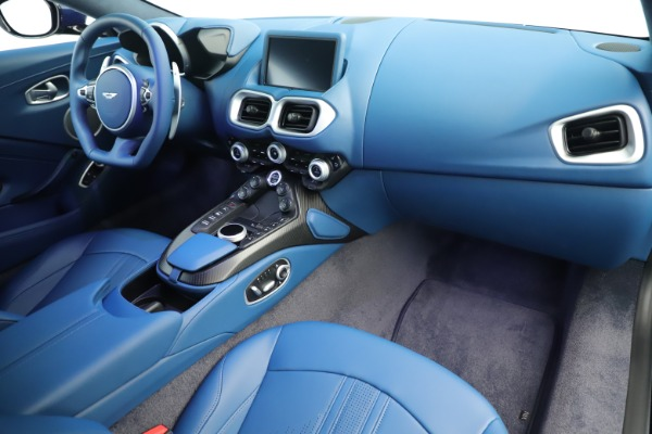 Used 2020 Aston Martin Vantage Coupe for sale Sold at Alfa Romeo of Greenwich in Greenwich CT 06830 19