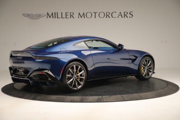 Used 2020 Aston Martin Vantage Coupe for sale Sold at Alfa Romeo of Greenwich in Greenwich CT 06830 8