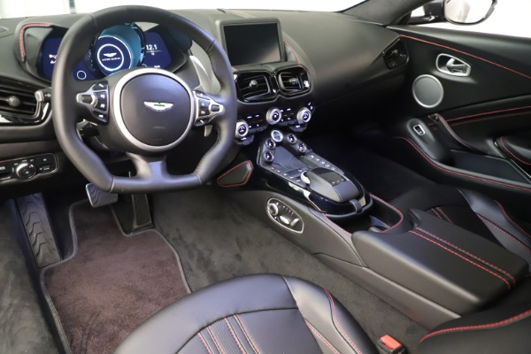 New 2020 Aston Martin Vantage Coupe for sale Sold at Alfa Romeo of Greenwich in Greenwich CT 06830 14
