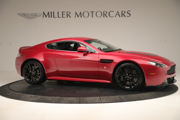 Used 2011 Aston Martin V12 Vantage Coupe for sale Call for price at Alfa Romeo of Greenwich in Greenwich CT 06830 12
