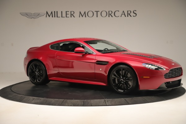 Used 2011 Aston Martin V12 Vantage Coupe for sale Call for price at Alfa Romeo of Greenwich in Greenwich CT 06830 13
