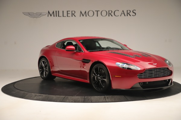 Used 2011 Aston Martin V12 Vantage Coupe for sale Call for price at Alfa Romeo of Greenwich in Greenwich CT 06830 14