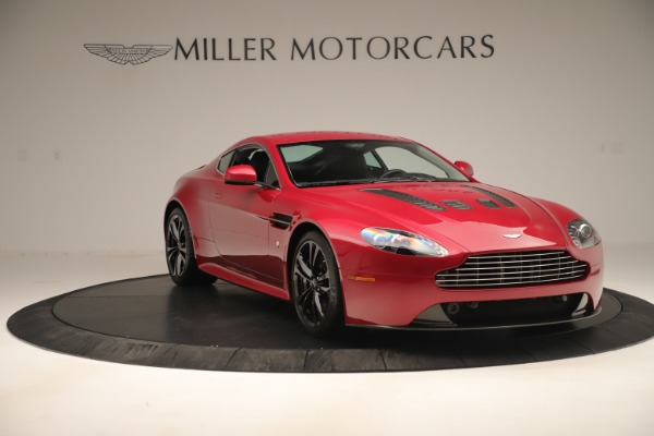 Used 2011 Aston Martin V12 Vantage Coupe for sale Call for price at Alfa Romeo of Greenwich in Greenwich CT 06830 15