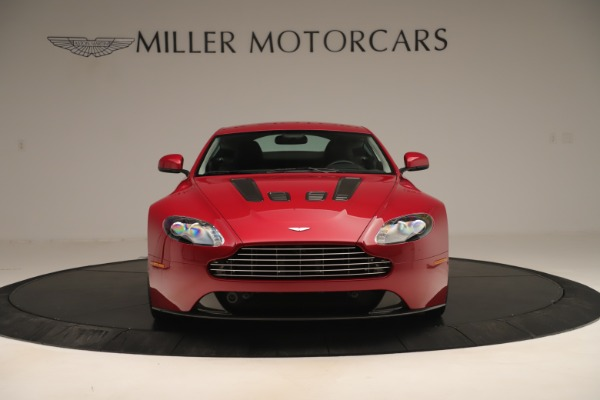 Used 2011 Aston Martin V12 Vantage Coupe for sale Call for price at Alfa Romeo of Greenwich in Greenwich CT 06830 17