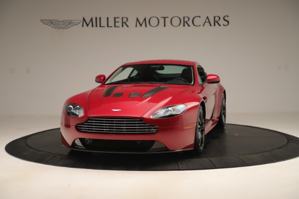 Used 2011 Aston Martin V12 Vantage Coupe for sale Call for price at Alfa Romeo of Greenwich in Greenwich CT 06830 2