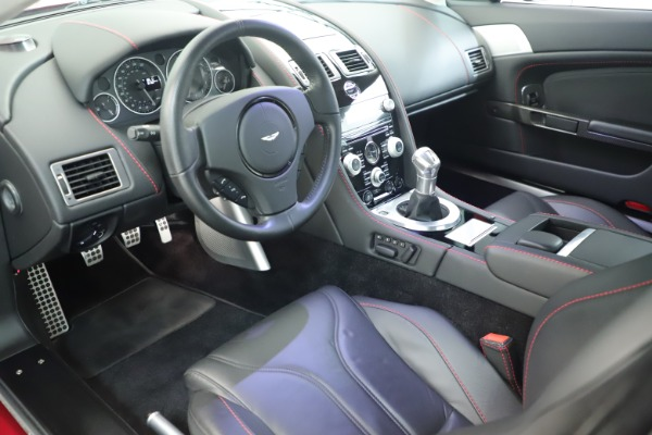Used 2011 Aston Martin V12 Vantage Coupe for sale Call for price at Alfa Romeo of Greenwich in Greenwich CT 06830 20