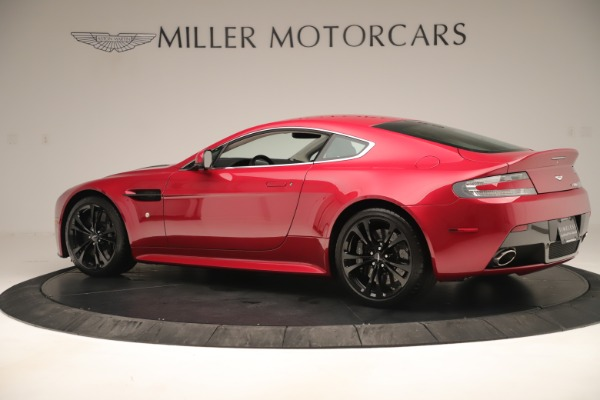 Used 2011 Aston Martin V12 Vantage Coupe for sale Call for price at Alfa Romeo of Greenwich in Greenwich CT 06830 5