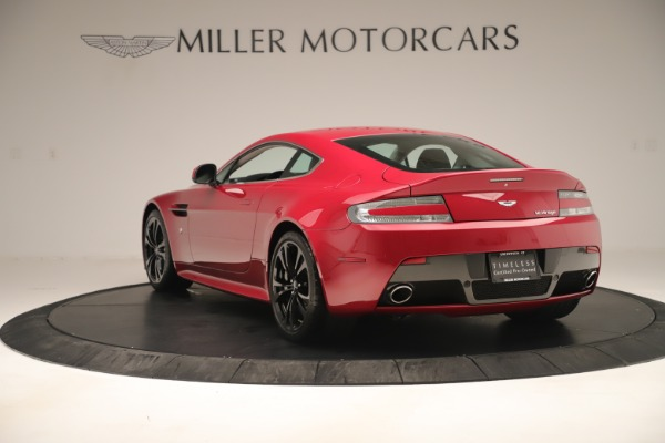 Used 2011 Aston Martin V12 Vantage Coupe for sale Call for price at Alfa Romeo of Greenwich in Greenwich CT 06830 7