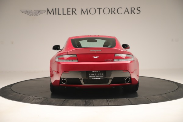 Used 2011 Aston Martin V12 Vantage Coupe for sale Call for price at Alfa Romeo of Greenwich in Greenwich CT 06830 8